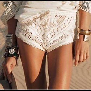 Pants - Spell & the Gypsy Fleetwood Shorts